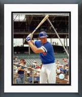 Chicago Cubs Jody Davis Posed Framed Photo