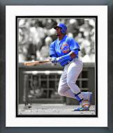 Chicago Cubs Jorge Soler 2014 Spotlight Action Framed Photo