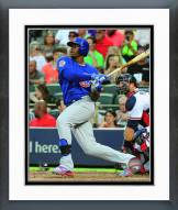 Chicago Cubs Jorge Soler 2015 Action Framed Photo