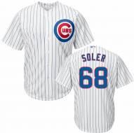 Chicago Cubs Jorge Soler Replica Home Baseball Jersey