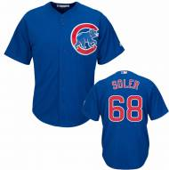 Chicago Cubs Jorge Soler Replica Royal Baseball Jersey
