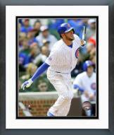 Chicago Cubs Kris Bryant 1st MLB Hit Framed Photo