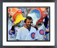 Chicago Cubs Kris Bryant 2015 Action Framed Photo