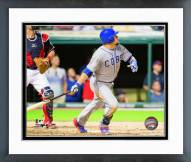 Chicago Cubs Kyle Schwarber 1st MLB Home Run Framed Photo