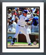 Chicago Cubs Kyle Schwarber 2015 Action Framed Photo