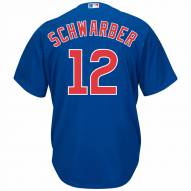 Chicago Cubs Kyle Schwarber Replica Royal Alternate Baseball Jersey