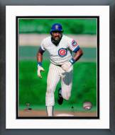 Chicago Cubs Leon Durham 1984 Framed Photo