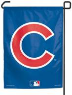 "Chicago Cubs Logo 11"" x 15"" Garden Flag"