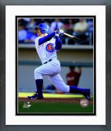 Chicago Cubs Matt Szczur 2014 Action Framed Photo