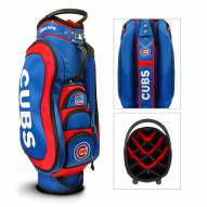 Chicago Cubs Medalist Cart Golf Bag
