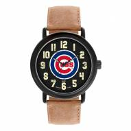 Chicago Cubs Men's Throwback Watch