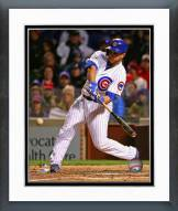 Chicago Cubs Miguel Montero 2015 Action Framed Photo