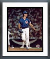 Chicago Cubs Mitch Williams Framed Photo
