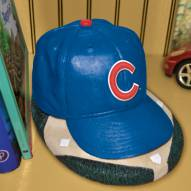Chicago Cubs MLB Cap Bank