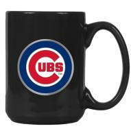 Chicago Cubs MLB 2-Piece Ceramic Coffee Mug Set