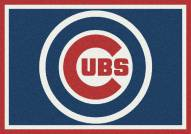 Chicago Cubs MLB Team Spirit Area Rug