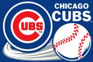Chicago Cubs MLB Tufted Rug Floor Mat