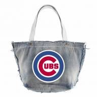 Chicago Cubs MLB Vintage Tote Bag