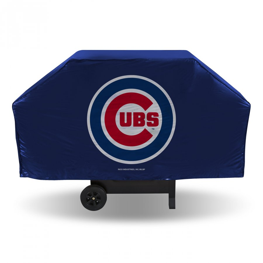 Chicago Cubs MLB Vinyl Grill Cover