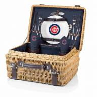 Chicago Cubs Navy Champion Picnic Basket
