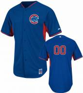Chicago Cubs Personalized Authentic Batting Practice Baseball Jersey