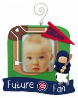 Chicago Cubs Photo Frame Ornament