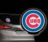 Chicago Cubs Light Up Power Decal