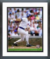 Chicago Cubs Rafael Palmeiro Action Framed Photo