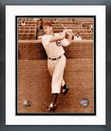Chicago Cubs Ralph Kiner Posed Framed Photo