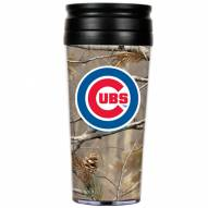 Chicago Cubs RealTree Camo Coffee Mug Tumbler
