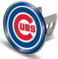 Chicago Cubs Laser Hitch Cover