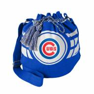 Chicago Cubs Ripple Drawstring Bucket Bag