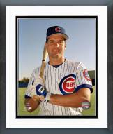 Chicago Cubs Ryan Sandberg Posed Framed Photo
