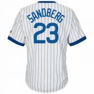 Chicago Cubs Ryne Sandberg Cooperstown Replica Baseball Jersey