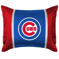 Chicago Cubs Sidelines Pillow Sham