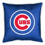 Chicago Cubs Sidelines Pillow