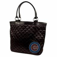 Chicago Cubs Sport Noir Quilted Tote
