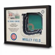 Chicago Cubs Stadium View Wall Art