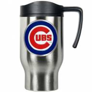 Chicago Cubs Stainless Steel Travel Mug