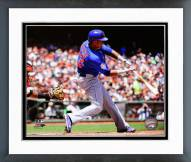 Chicago Cubs Starlin Castro 2014 Action Framed Photo