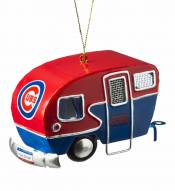 Chicago Cubs Team Camper Ornament