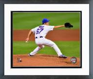Chicago Cubs Tsuyoshi Wada 2014 Action Framed Photo