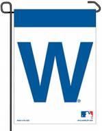 "Chicago Cubs W 11"" x 15"" Garden Flag"