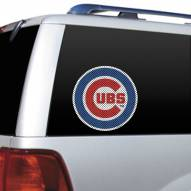 Chicago Cubs Window Film