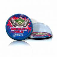Chicago Cubs Wrigley Field Crystal Magnet