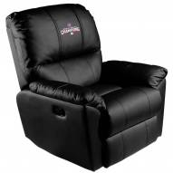 Chicago Cubs XZipit Rocker Recliner with World Series Logo