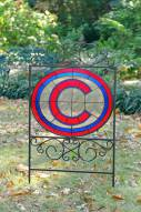Chicago Cubs Yard Sign