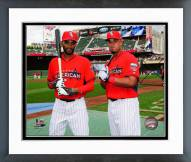 Chicago White Sox 2014 MLB All-Star Game Posed Framed Photo