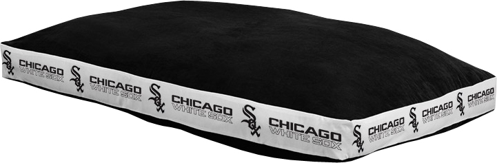 "Chicago White Sox 26"" x 37"" Dog Bed"