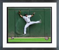 Chicago White Sox Adam Eaton 2014 Action Framed Photo